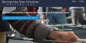 Basingstoke Knee Osteotomy Masterclass