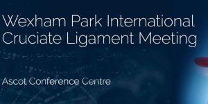 Wrexham Park Cruciate Ligament Meeting