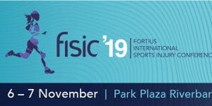 Fortius International Sports Injury Conference 2019
